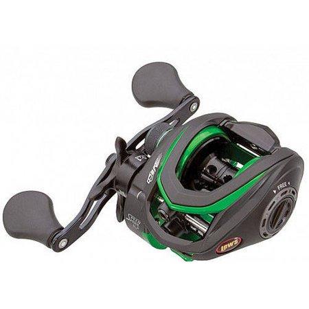 Lews fishing mach speed spool mcs casting reel 7 5 1 gear for Lews fishing apparel