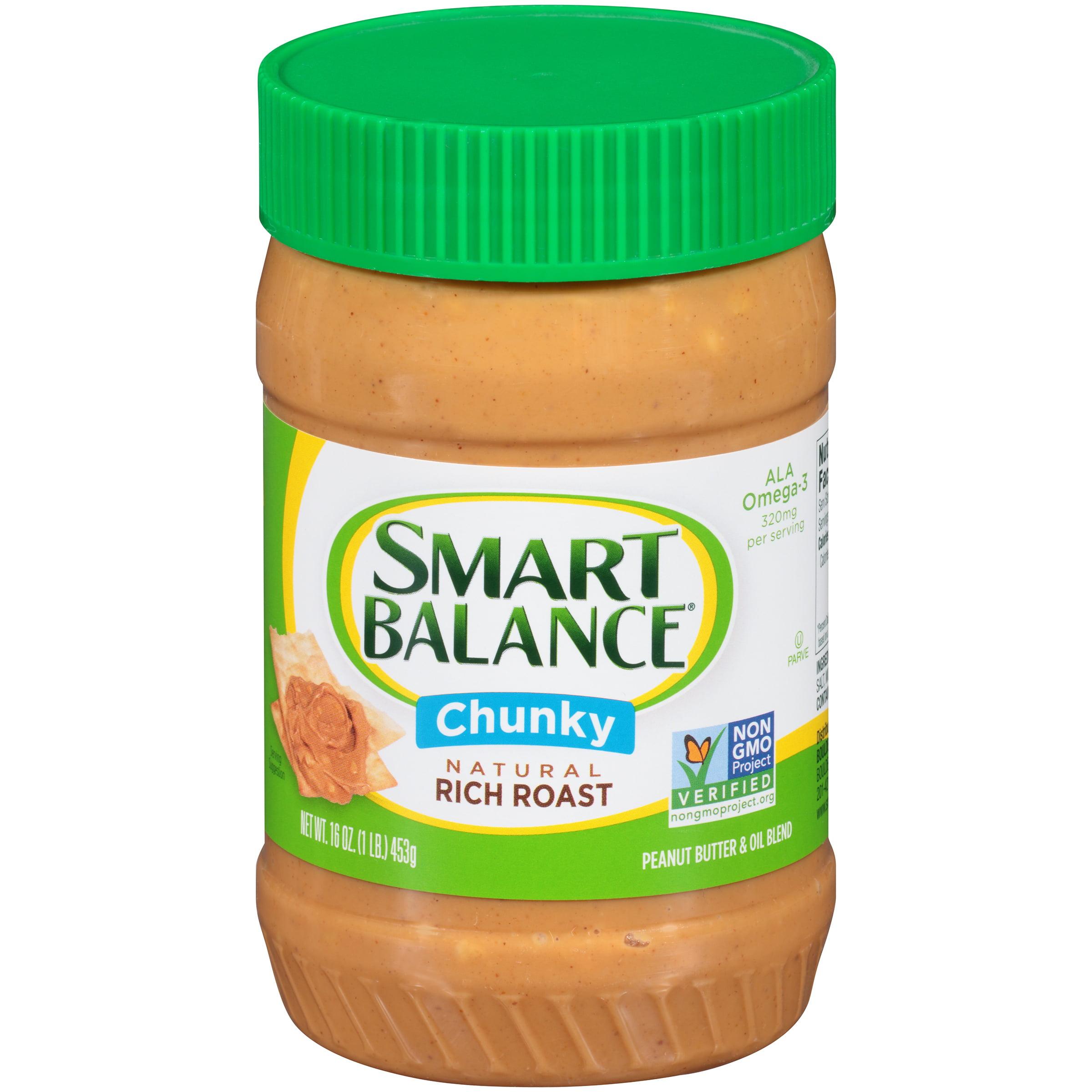 Image result for smart balance crunchy peanut butter