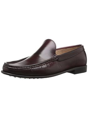 Kenneth Cole New York Men's In The Zone Slip-On Loafer, Bordeaux, Size 7.5