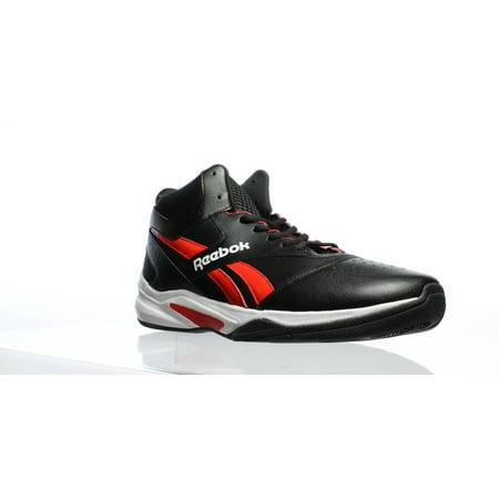 Reebok Mens Pro Heritage 3 Black Basketball Shoes Size (Reebok Mens Zig Pro Future Basketball Shoe)