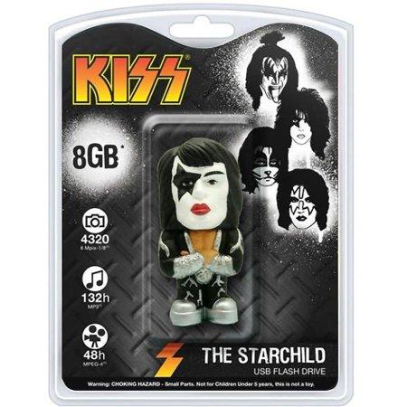Kiss Paul Starchild 8GB USB Flash Drive - Kiss Starchild