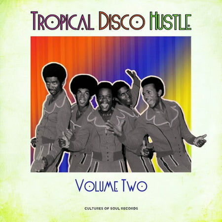 Tropical Disco Hustle 2 Vinyl Walmart Com