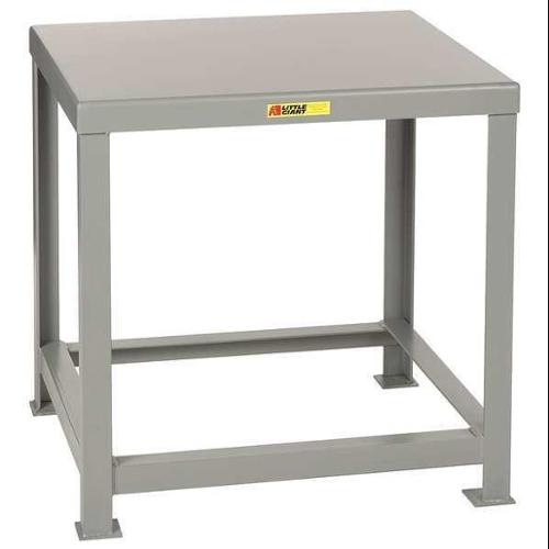 """LITTLE GIANT MTH1-2830-24 Fixed Work Table,Steel,30"""" W,28"""" D G6933665"""