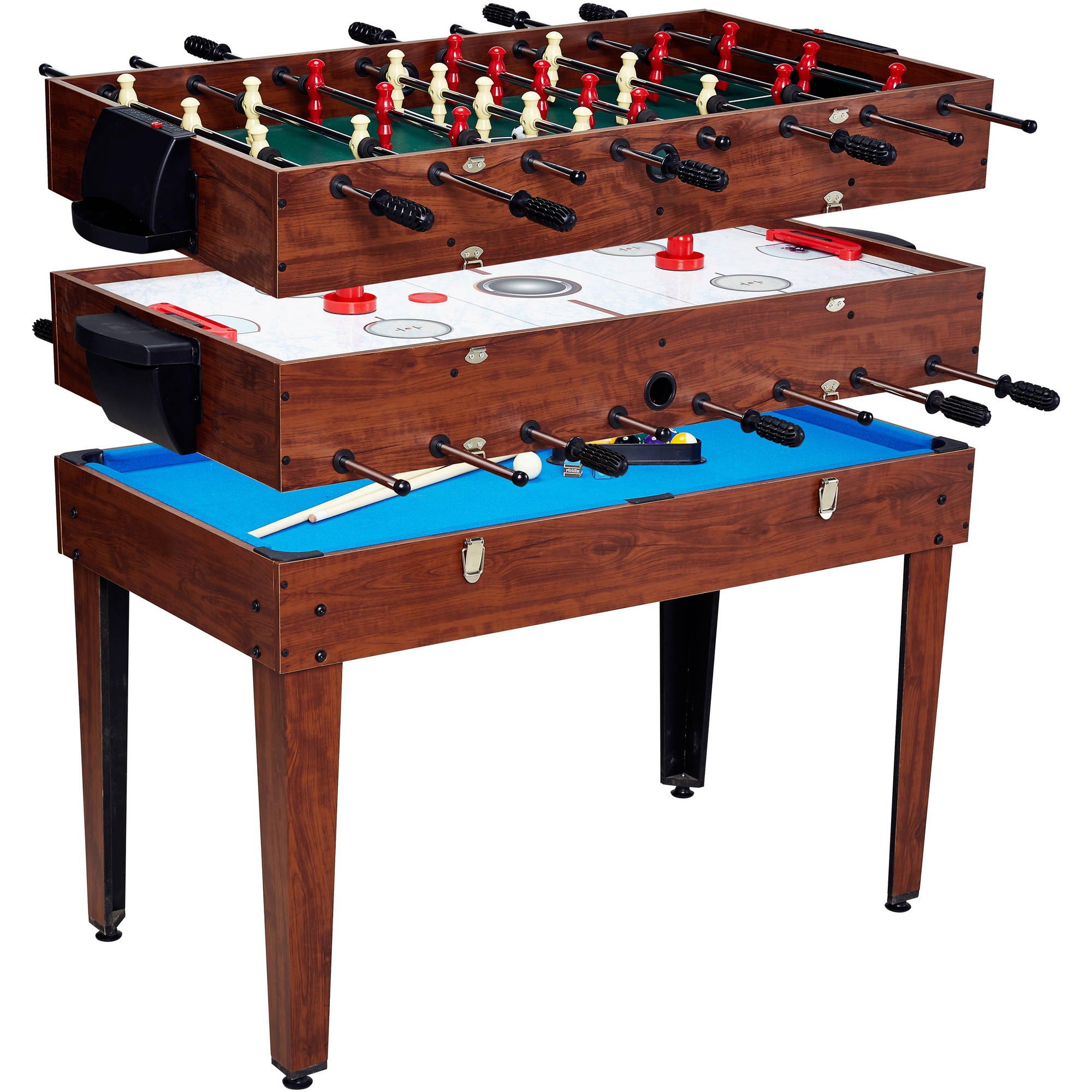 "MD Sports 48"" 3-in-1 Combo Table"