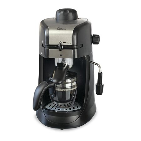 ESPRESSO/CAPP MAKER 4CUP (Best Steam Espresso Machine)