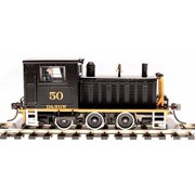 Broadway Limited 6072 HO Denver & Rio Grande Western Plymouth WLG-8 35