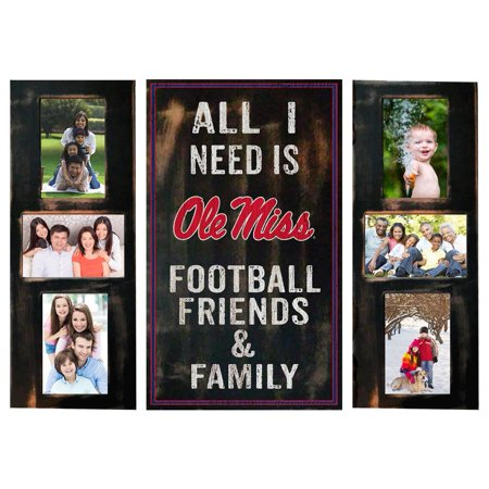 Ole Miss Rebels Frame (Ole Miss Rebels Picture Frame Set All I Need 3pc Picture)