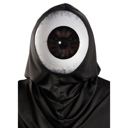 Giant Eyeball Mask by Disguise 56557 - Halloween Eyeballs Clipart