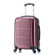 Best Carry On Luggage 22x14x9s - InUSA Luggage InUSA Pilot Lightweight Hardside Spinner Luggage: Review