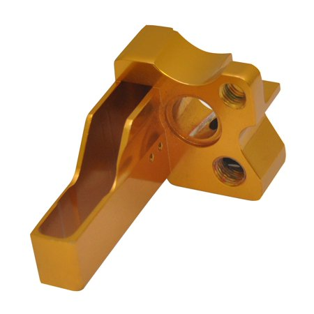 ANS Autococker E-Frame Front Block - Orange