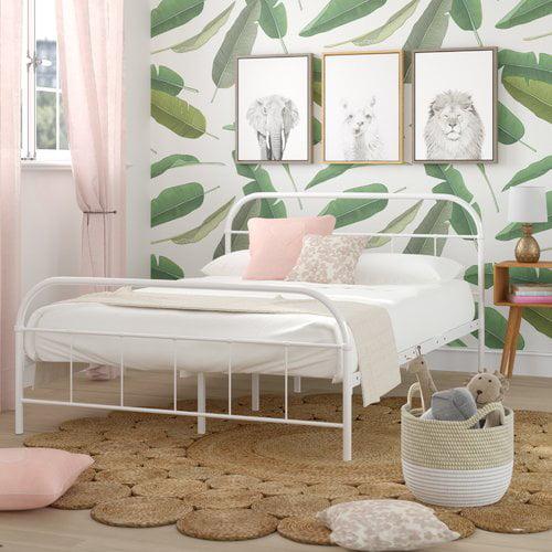 Zoomie Kids Hartsock Twin Platform Bed