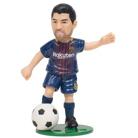 FC Barcelona Collectible Action Figure Luis Suarez (Luis Suarez Barcelona Halloween)