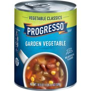 (8 pack) Progresso Vegetable Classics Garden Vegetable Soup, 18.5 oz