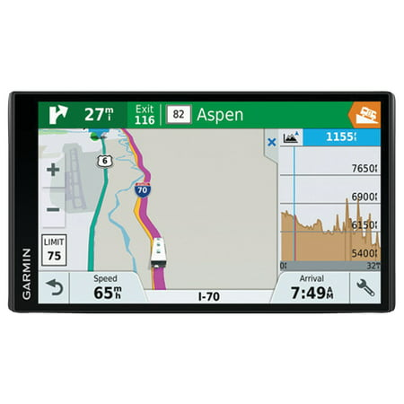 "Garmin 010-01768-00 RV 770 LMT-S 6.95"" Travel Planner & GPS Navigator with Bluetooth & Free Lifetime Maps & Traffic Updates"