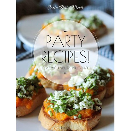 Ideas For Halloween Party Recipes (PARTY RECIPES! Ideas with an Italian touch -)