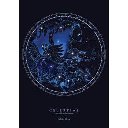 Celestial : A Colorable Zodiac Journal