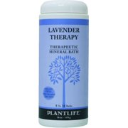 Lavender Therapeutic Mineral Bath Salt- 16 oz.