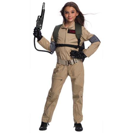 Premium Ghostbusters Kids Costume (Kids Ghostbusters Costumes)