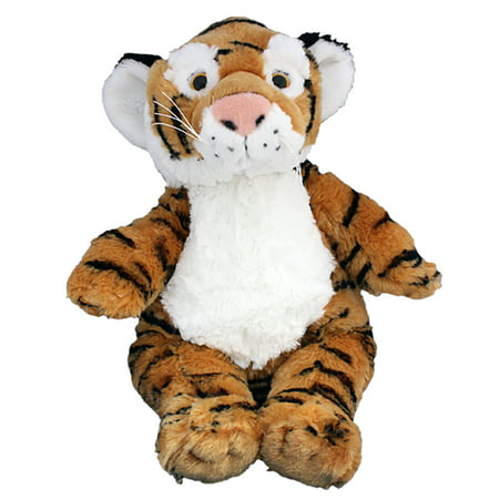 record your own plush 16 inch bengal tiger - ready to love in a few easy steps - White Tiger Plush