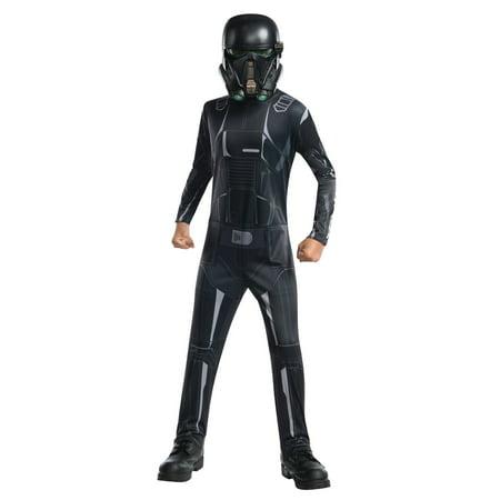 Kids Movie Star Costume (Rubies Kids Star Wars Movie Death Trooper Costume)
