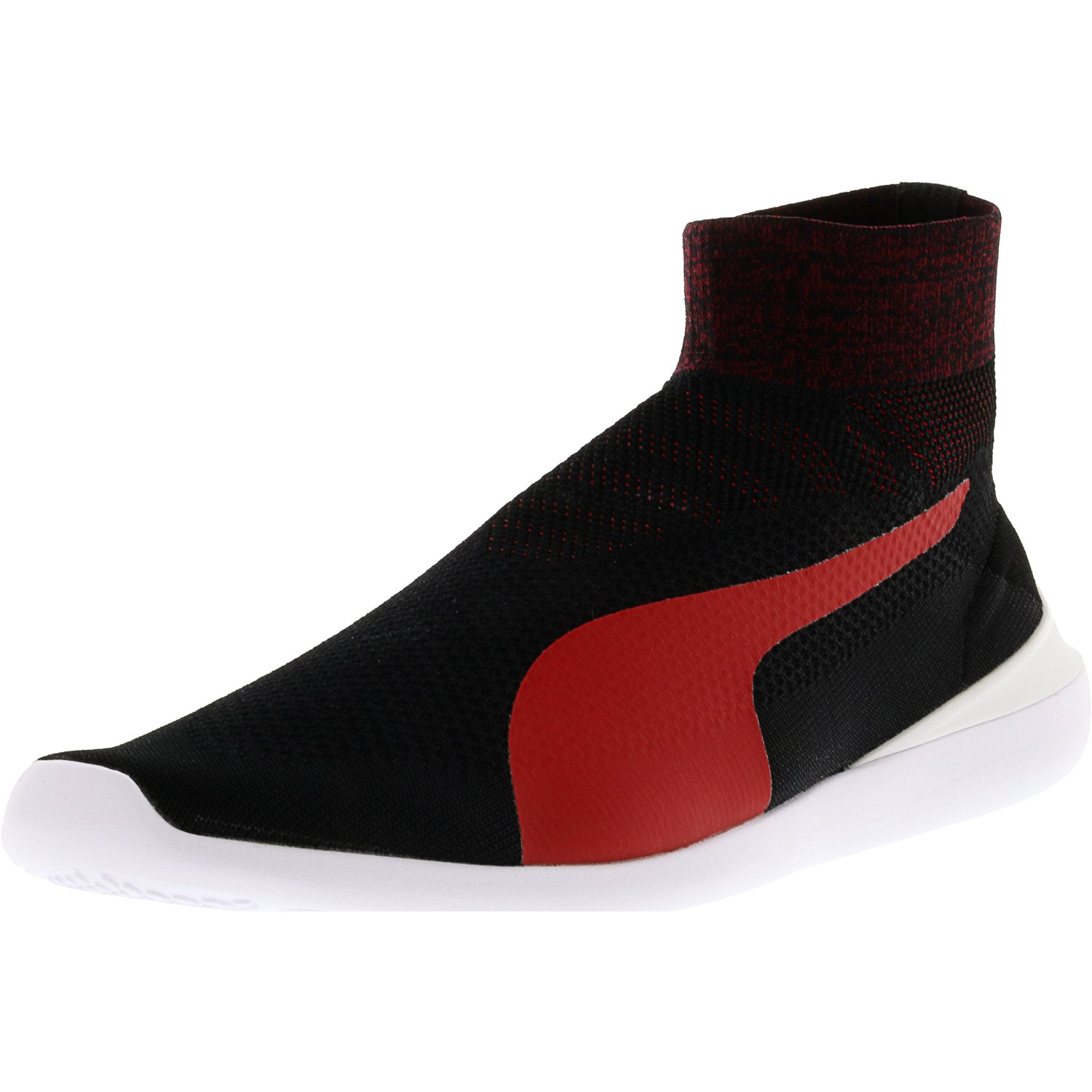Puma Men/'s Ferrari Evo Cat Ankle-High Fashion Sneaker