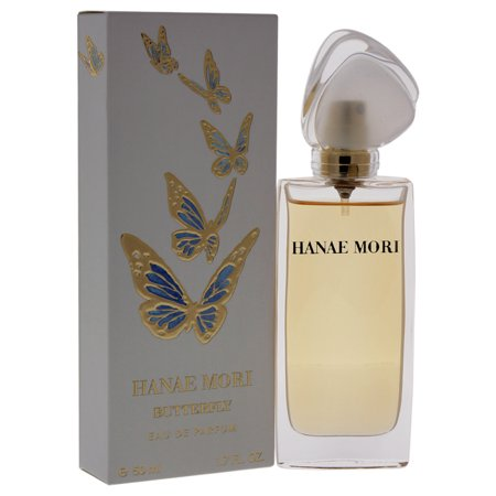 Hanae Mori Butterfly by Hanae Mori for Women - 1.7 oz EDP Spray