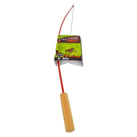 FireBuggz Marshmallow and Hotdog Fishing Pole Fire Roaster