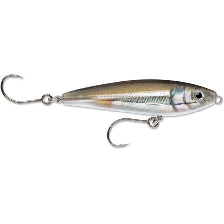 Saltwater Fishing Flies (Rapala X-Rap Saltwater SubWalk 09 Fishing Lure - Mangrove Minnow - 3 1/2