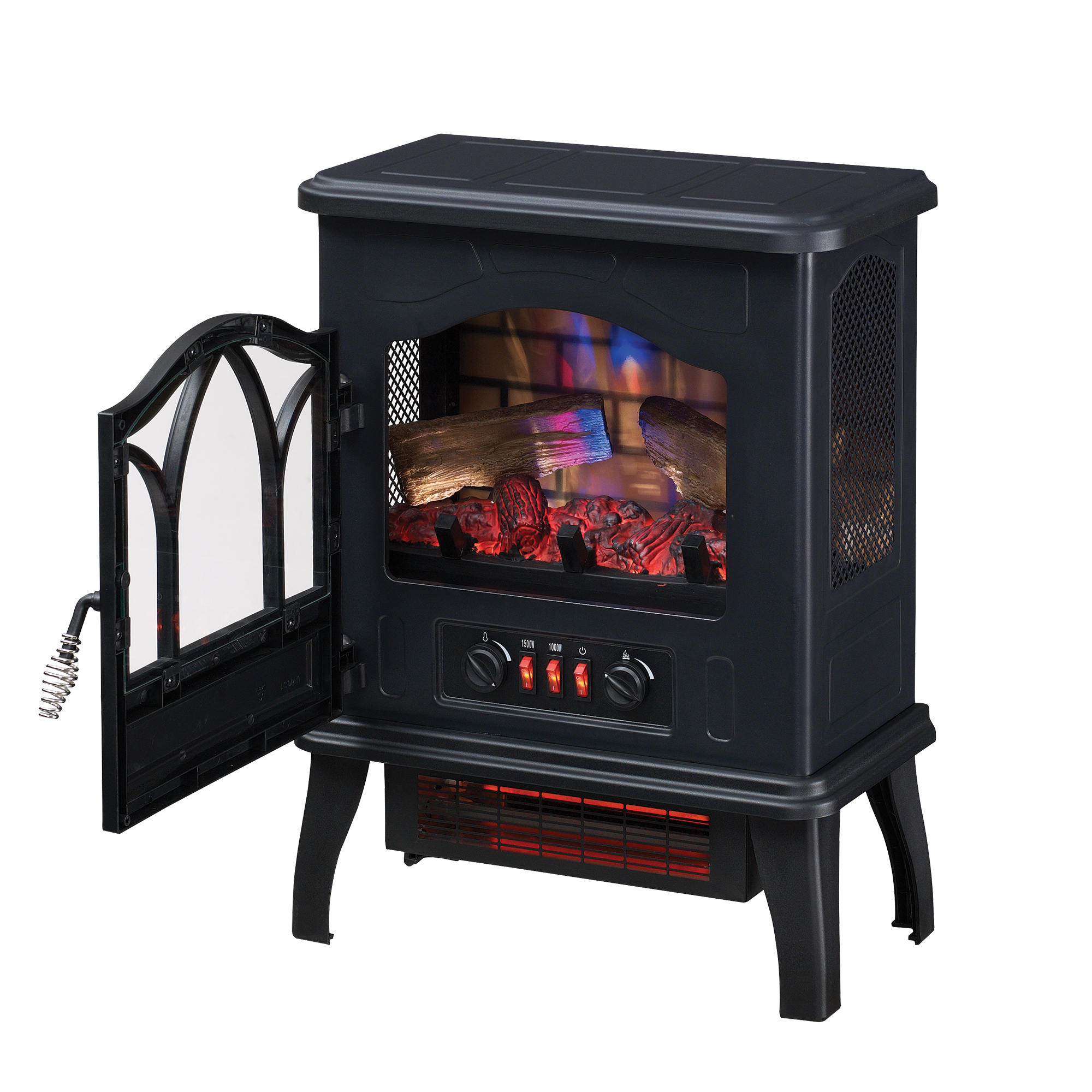 Stove with water heater with fireplace: reviews 53