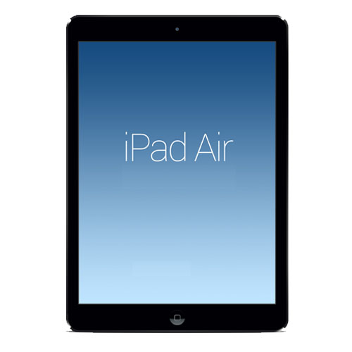 Apple iPad Air Space Gray 64GB Wi-Fi Only with 1 Year Warranty