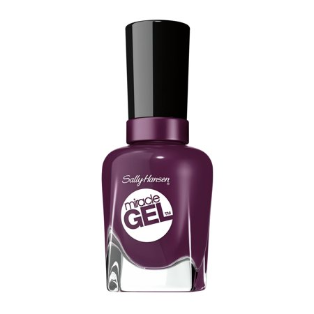 Sally Hansen Nail Hardener - Sally Hansen Miracle Gel Nail Color, Wild for Violet
