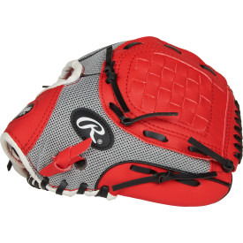"Rawlings 10"" Players Series T-Ball Glove, Right Hand Throw"