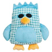 Dog Toys Corduroy Cool Dudes Soft Plush Birds With Sunglasses Choose Character (Owl)