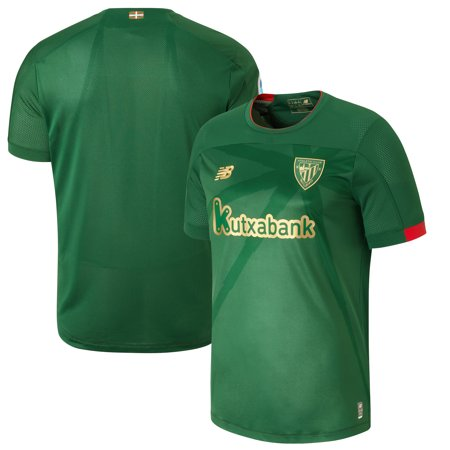Club Replica Jersey (Athletic Club Bilbao New Balance 2019/20 Away Replica Jersey -)