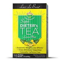 Laci Le Beau Super Dieter's Tea Lemon Mint 15 Countch
