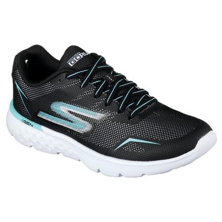 2d0d3101fb9 Skechers - Skechers 14808 BKAQ Women's GORUN 400-OBSTRUCT Running -  Walmart.com