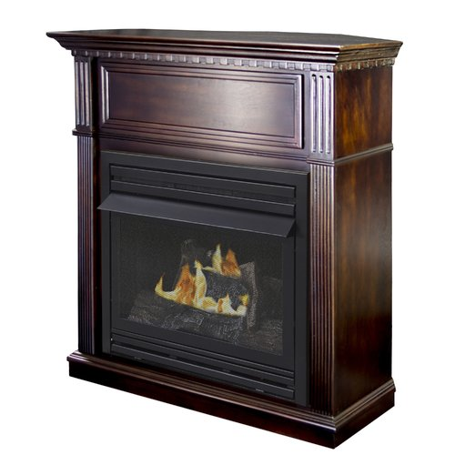KozyWorld Lincolnshire Intermediate Dual Fuel Fireplace