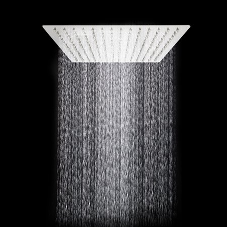 Rainfall Showerhead Finish - TANBURO 12