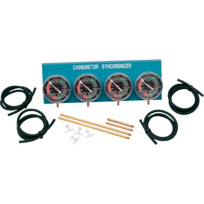 BK RIDER 4-Carb Carburetor Synchronizer Set For Harley-Da...