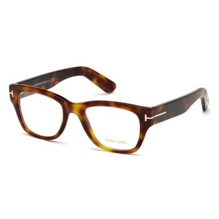 TOM FORD Eyeglasses FT5379 052 Dark Havana 51MM
