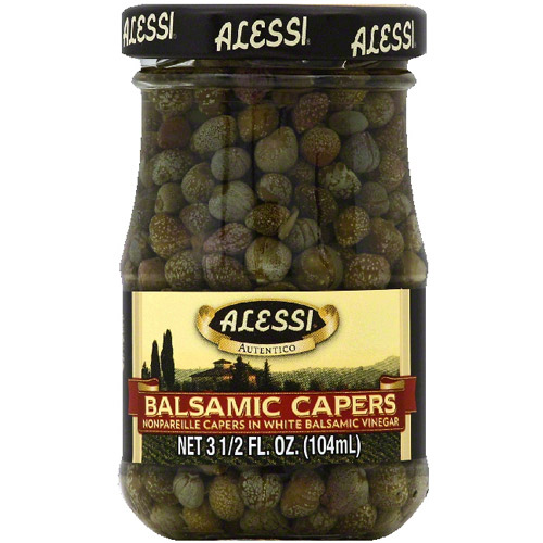Alessi Nonpariella Capers, 3.5 oz (Pack of 6) by Alessi