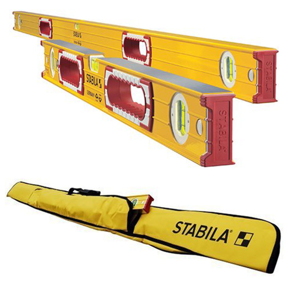 "Stabila 37524 Heavy Duty 59""/24"" Type 196 Construction Le..."