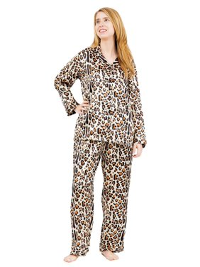 Product Image Up2date Fashion s Women s Classic Animal Print Pajama Sets in  Various Colorful Patterns 3a7121014