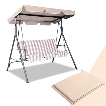 Swing Top Cover Canopy Replacement Porch Patio Outdoor 66