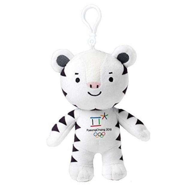Pyeongchang 2018 Winter Olympics Korea Soohorang Plush Toy 30cm