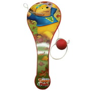 Disney's Winnie the Pooh Mystery Hero String-Ball Paddle Game