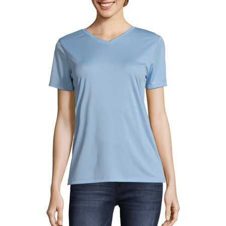 Sport Women's Cool DRI Performance V-neck T-Shirt (50+