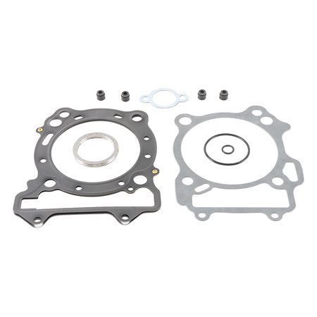 Gasket Connection - PC17-1008 Top End Gasket Kit for Suzuki DR-Z 400 S  2016, LT-Z 400 2003 2004 2005 2006 2007 2008 2009 2012 2013 2014, YFA1 125  2017