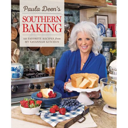 Paula Deen's Southern Baking: 125 Favorite Recipes from My Savannah Kitchen (Hardcover)
