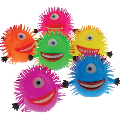 US TOY GS773 One Eyed Monster Puffers